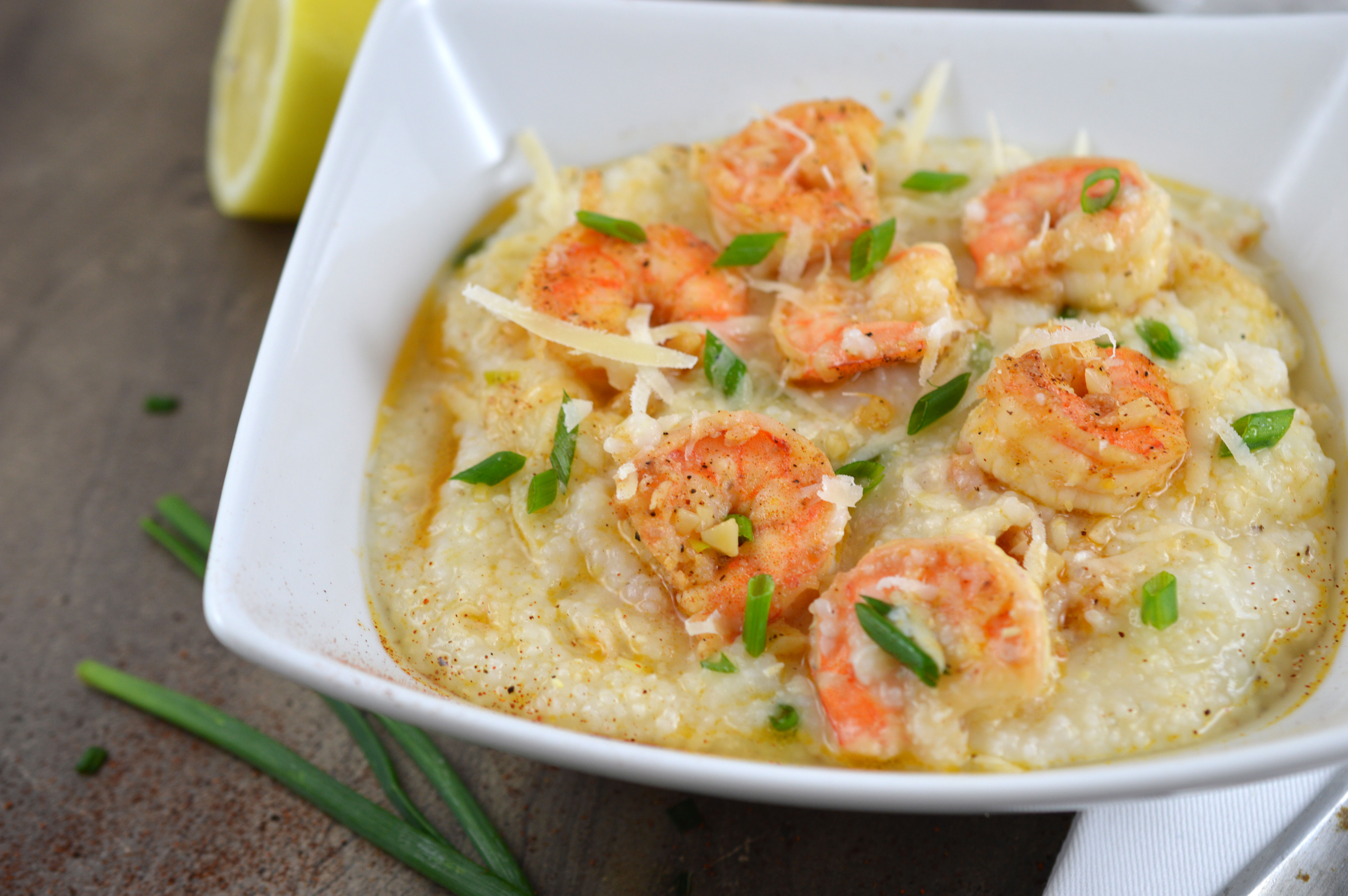 Making my shrimp and grits got me thinking what is the true difference ...