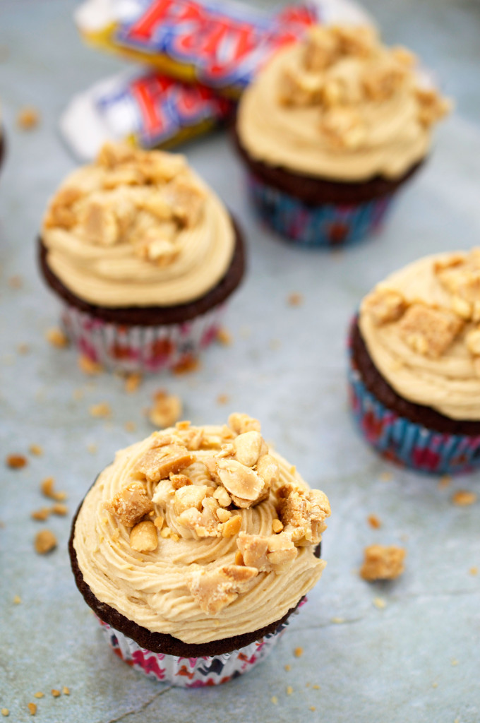 Pay day cupcakes