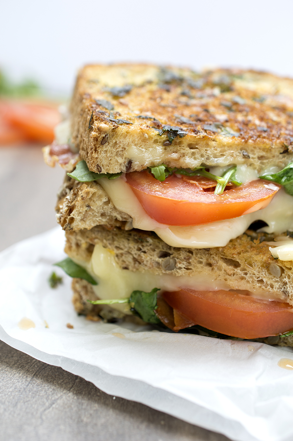 italian blt grilled cheese print italian blt grilled cheese