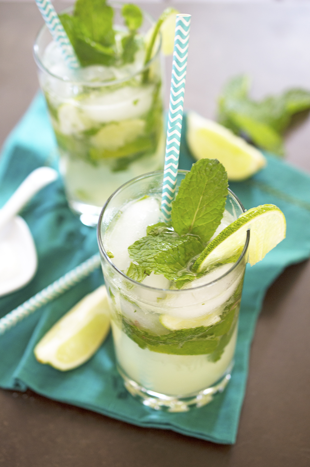 Cocktails with mint: simple recipes