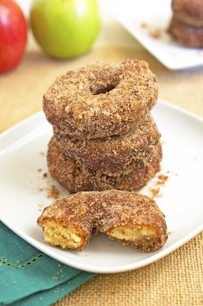 easy doughnut recipe