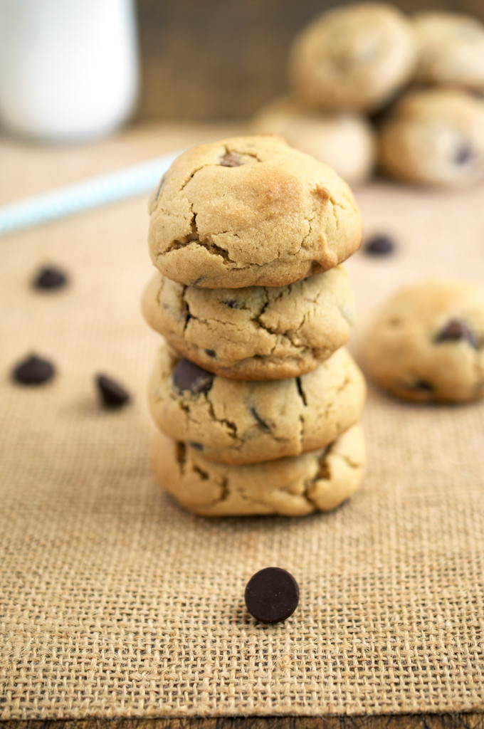 Reese's and Chocolate Chip Cookies