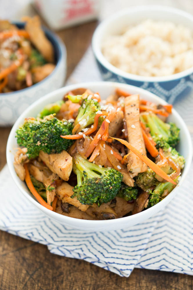 Chicken Stir Fry | chefsavvy.com