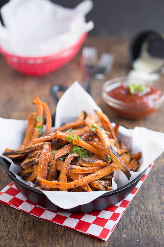 baked potato fries recipe