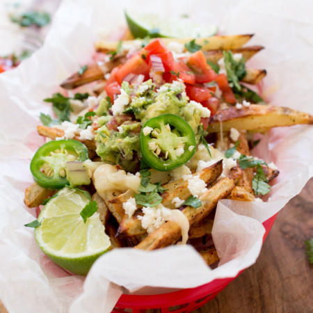 Loaded Mexican Fries Plus 15 Cinco De Mayo Recipes