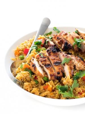 How To Make Chicken Biryani (recipe) | chefsavvy.com