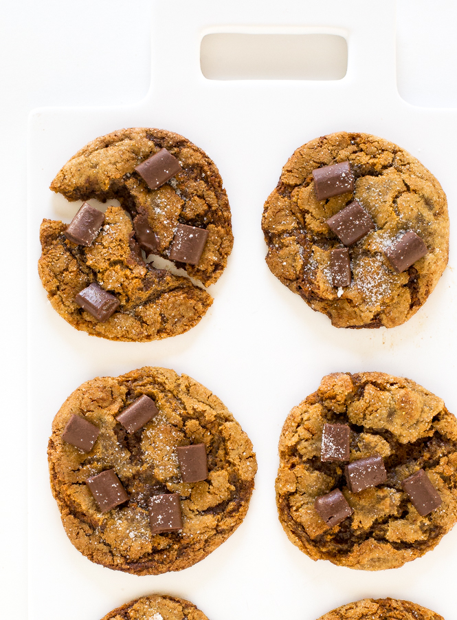 chocolate-molasses-ginger-cookies
