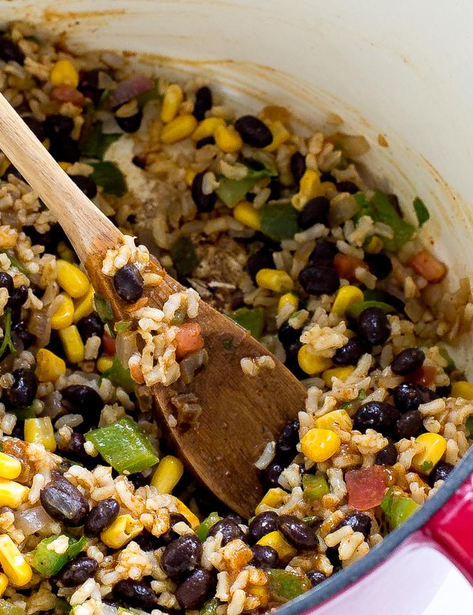 Enchilada-Rice