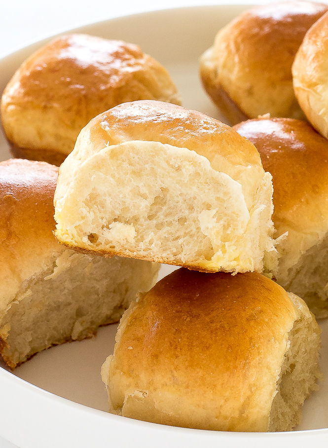 The Best Dinner Rolls Recipe Soft And Buttery Chef Savvy