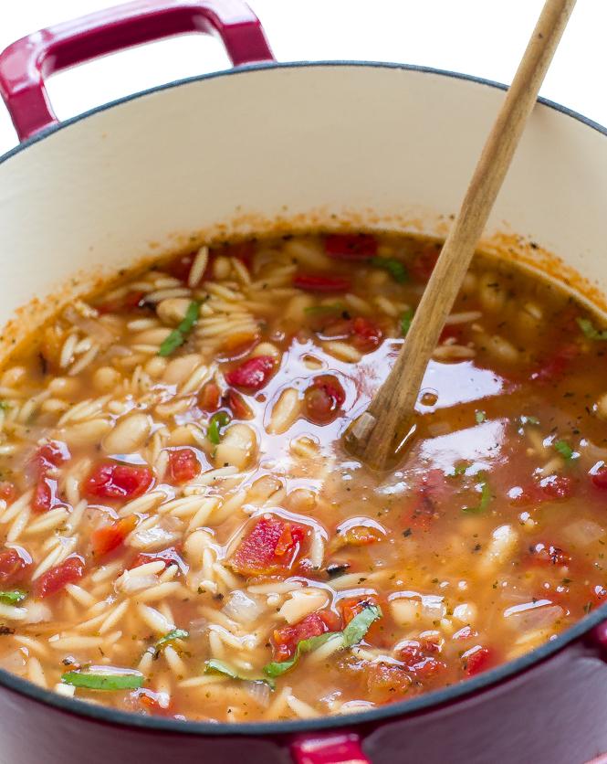 Food Network Orzo Soup