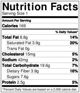 NutritionLabel copy