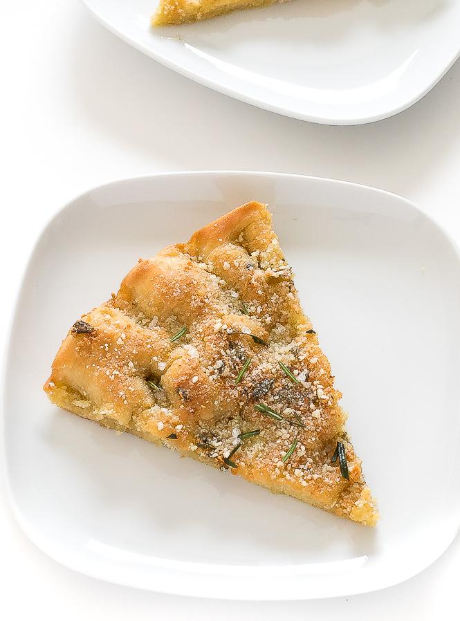 One Hour Focaccia Bread