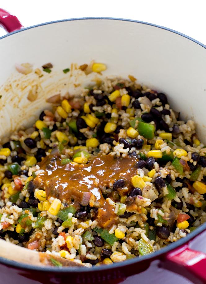 One-Pan-Enchilada-Rice