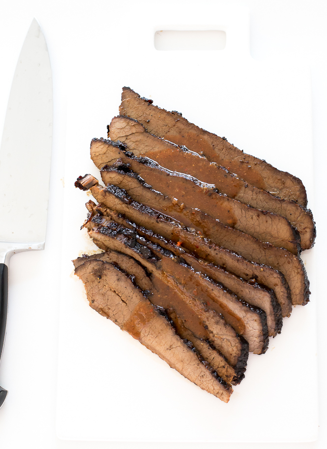 Slow Roasted Beef Brisket   chefsavvy.com