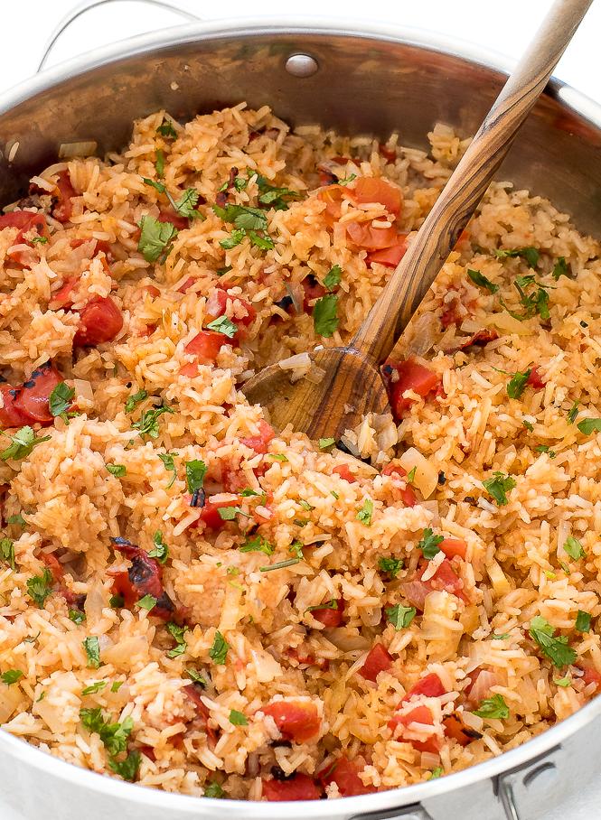 How To Make Authentic Spanish Rice Chef Savvy