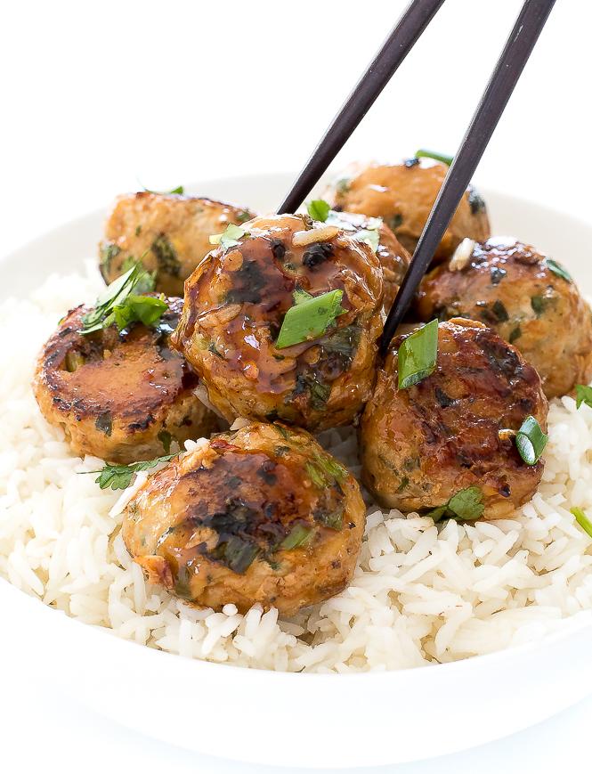 Vietnamese Meatballs | chefsavvy.com