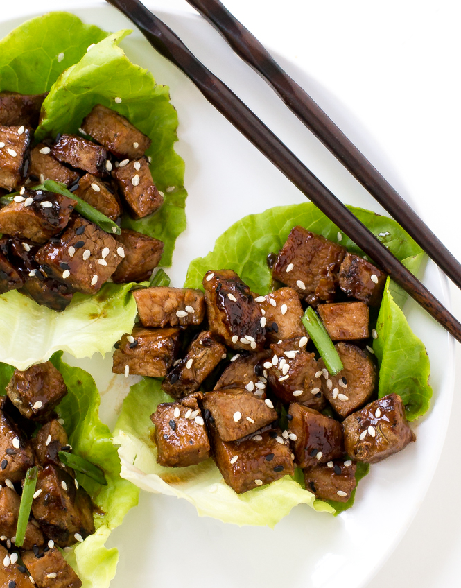 Asian pork lettuce wraps chef savvy asian pork wraps forumfinder Gallery