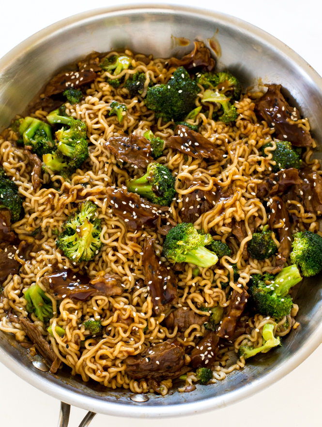 Beef and broccoli ramen chef savvy beef ramen forumfinder Image collections