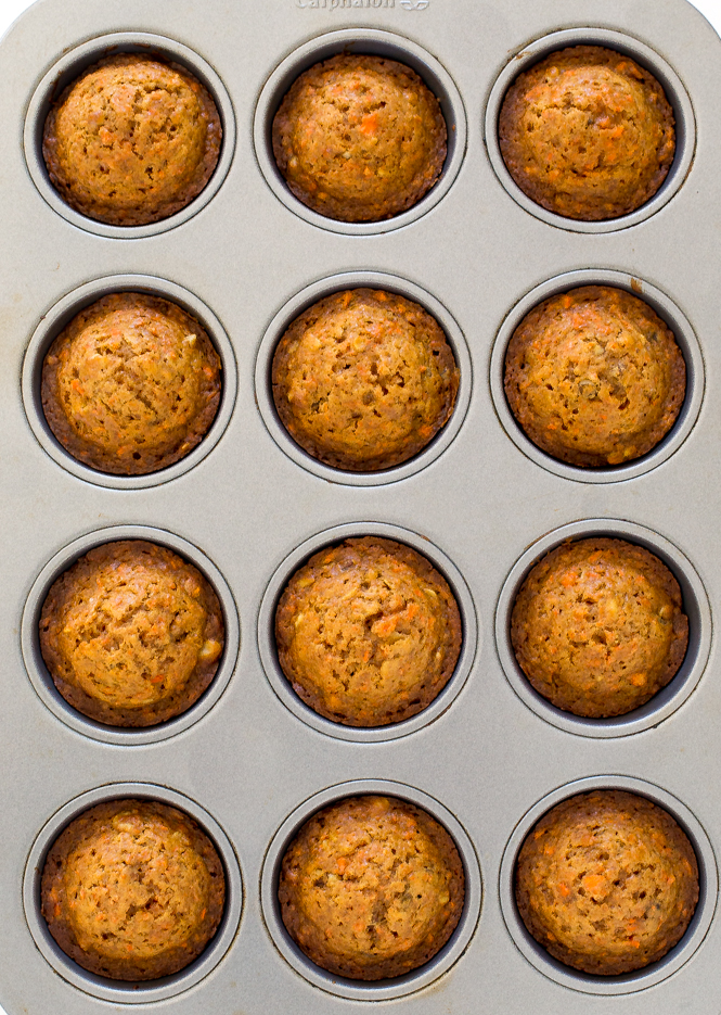 best-carrot-cake-muffins
