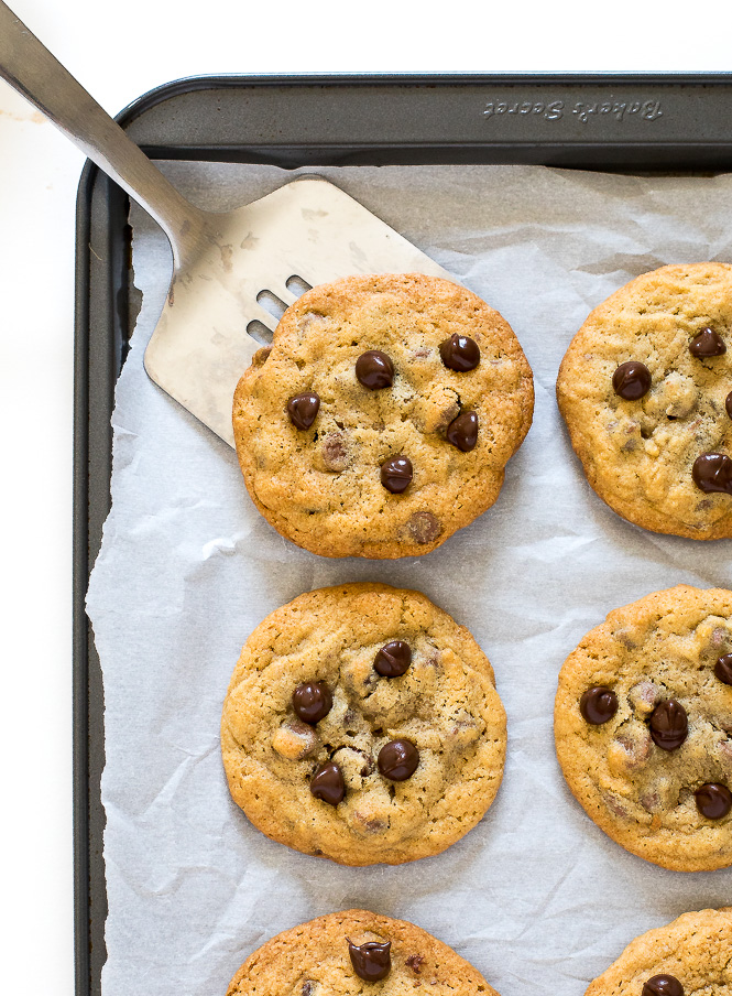 Chocolate Chip Cookies | chefsavvy.com