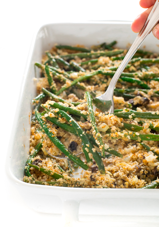 Best Green Bean Casserole | chefsavvy.com