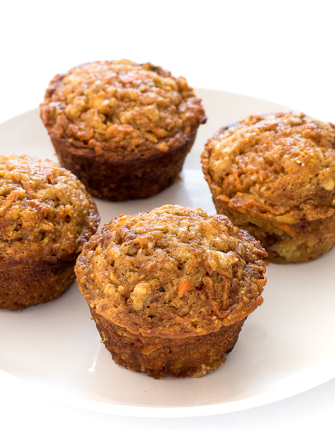 Best Morning Glory Muffins | chefsavvy.com