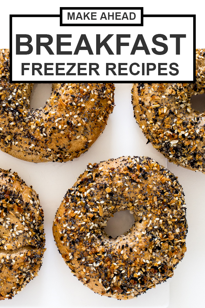 Homemade Everything Bagels | chefsavvy.com