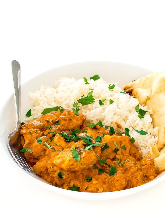 Chicken Tikka Masala | chefsavvy.com