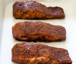 Brown Sugar Chipotle Salmon