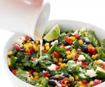 Mexican Kale Salad