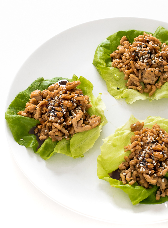 pf chang's chicken lettuce wraps  chef savvy