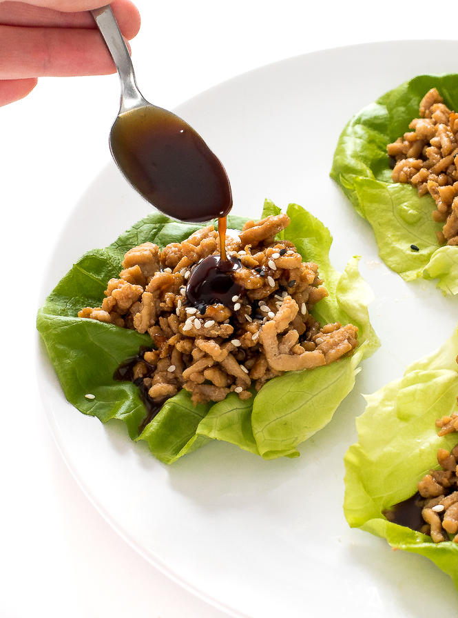 Copycat pf changs lettuce wraps | chefsavvy.com