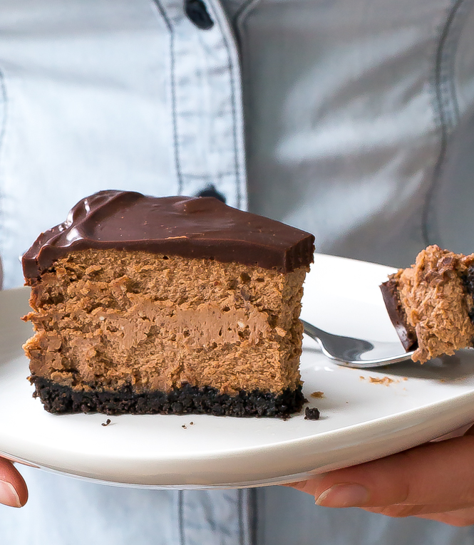 creamy-rich-triple-chocolate-cheesecake
