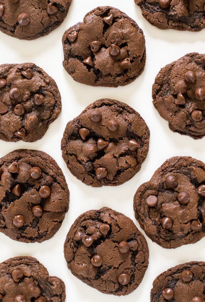 The Best Double Chocolate Chip Cookies Chef Savvy