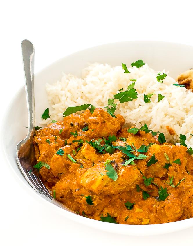 Easy Chicken Tikka Masala | chefsavvy.com