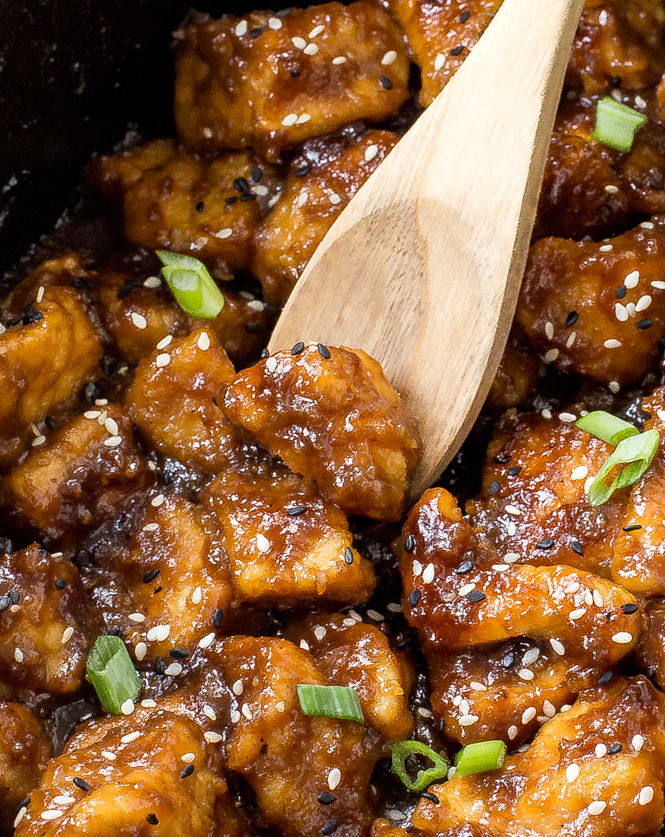 Slow Cooker General Tso S Chicken Chef Savvy