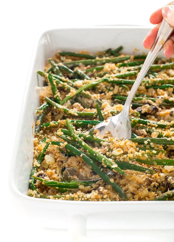 Green Bean Casserole Recipe   chefsavvy.com
