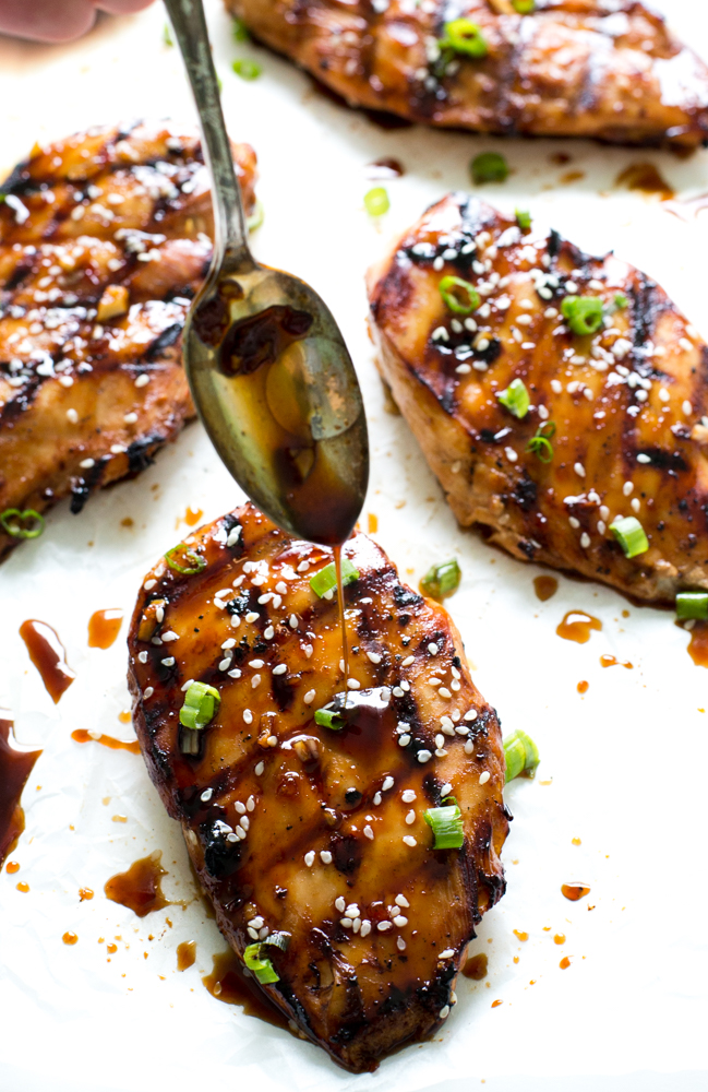 ... Grilled Asian Chicken? Here are some of my favorite chicken recipes
