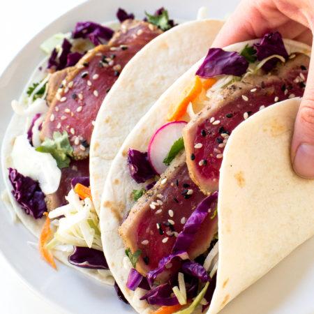 easy-seared-ahi-tuna-tacos