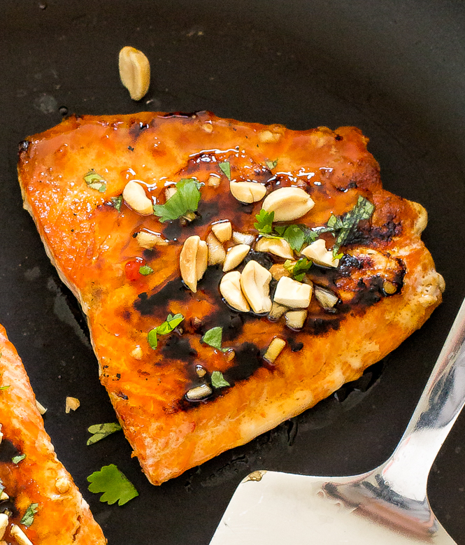 Easy Thai Salmon