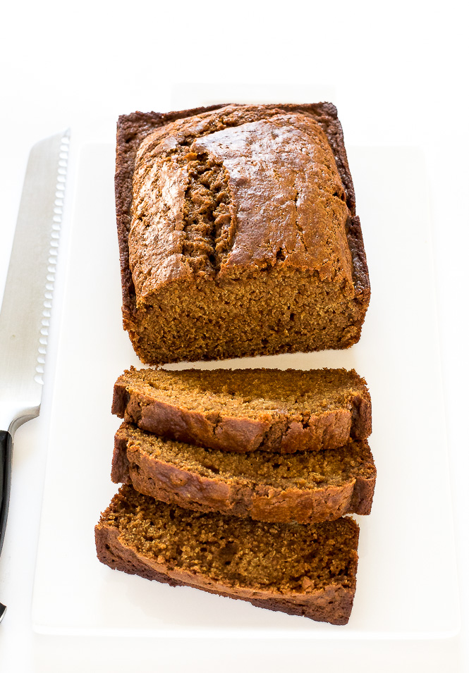 Gingerbread Loaf | chefsavvy.com
