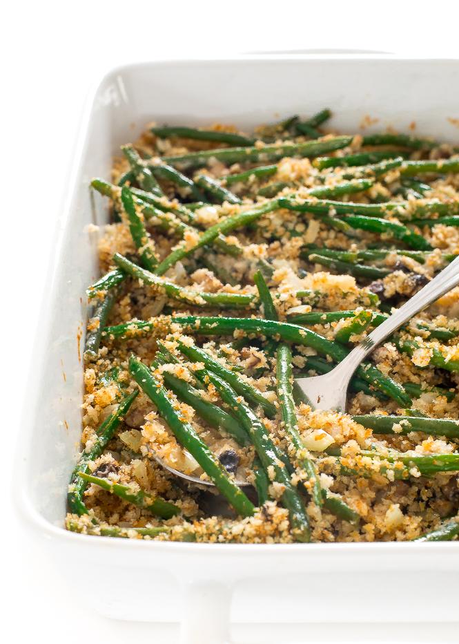 Green Bean Casserole | chefsavvy.com