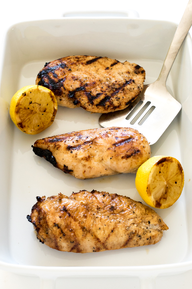 Grilled Chicken | chefsavvy.com