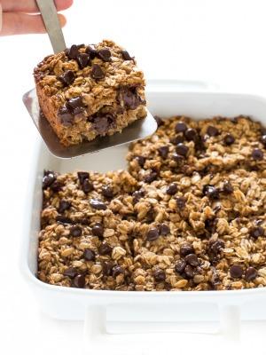 Healthy Baked Oatmeal | chefsavvy.com