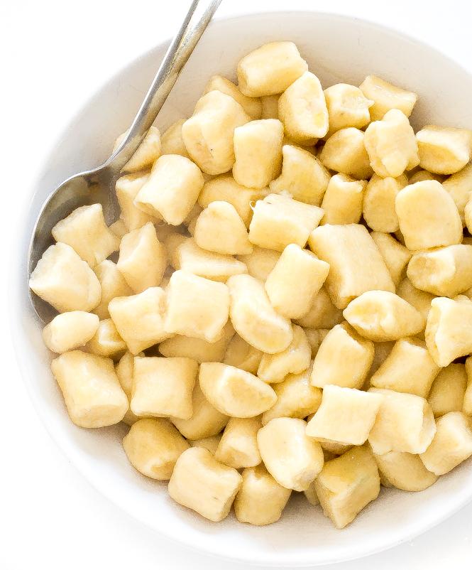 Leftover Mashed Potato Gnocchi 3 Ingredients Chef Savvy