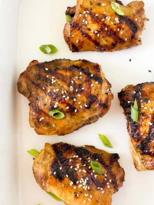 How To Make Korean Grilled Chicken | chefsavvy.com