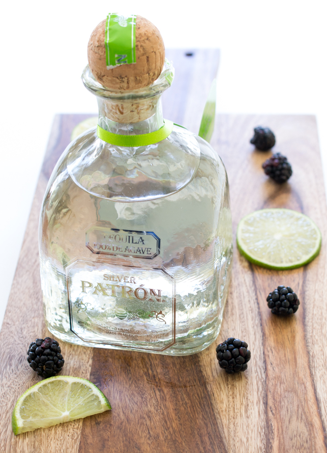 Mixed Berry Margaritas | chefsavvy.com #recipe #drink #cocktail #margarita #beverage