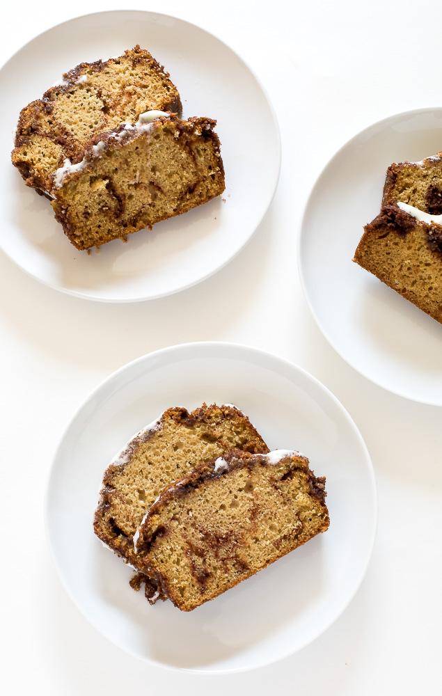 Cinnamon Swirl Bread | chefsavvy.com