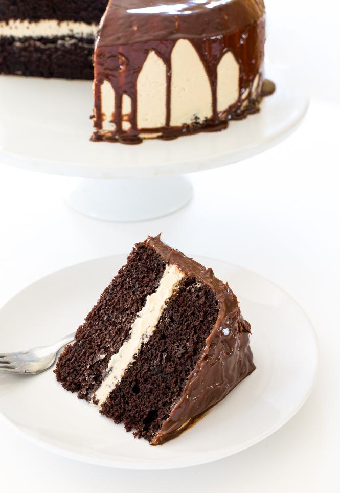 Chocolate Mousse Cake Recipe Jamie Oliver