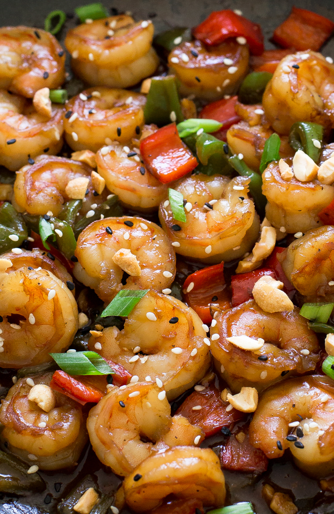 Love this Kung Pao Shrimp? Here are more Takeout recipes you can make ...